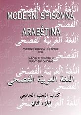 Moderní spisovná arabština II.