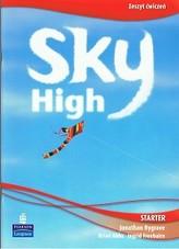 Sky High Starter - zeszyt ćwiczeń