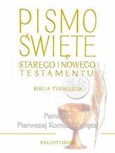 Pismo Święte Starego i Nowego Testamentu Biblia Tysiąclecia