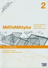 Matematyka. Szkoła ponadgimnazjalna. Część 2. Ćwiczenia i zadania. Zakres rozszerzony.