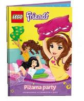 Lego friends. Piżama party