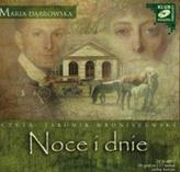 Noce i dnie część 3 i 4. Audiobook - 2 płyty CD