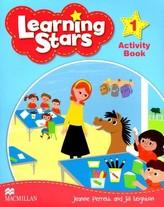 Learning Stars 1. Język angielski. Edukacja przedszkolna. Zeszyt ćwiczeń