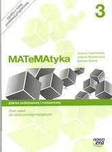 Matematyka. Szkoła ponadgimnazjalna, część 3. Zbiór zadań. Zakres podstawowy i rozszerzony