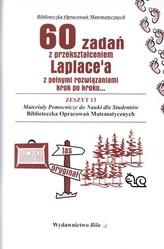 60 zadań z przekształceniem Laplace'a