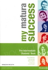 My Matura Success. Szkoły ponadgimnazjalne. Język angielski. Podręcznik + CD. Poziom A2/B1
