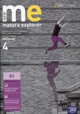 Me matura explorer.Upper-Int. Język anguelski Część 4. Workbook