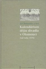 Kalendárium dějin divadla v Olomouci