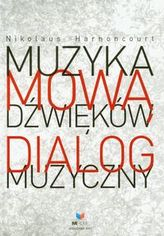 Muzyka mową dźwięków Dialog muzyczny