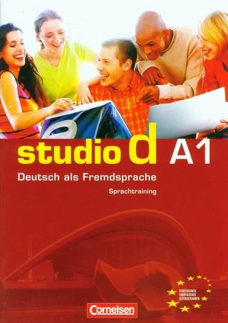 STUDIO D A1 SPRACHTRAINING - Náhled učebnice