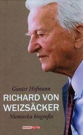 Richard von Weizsacker Niemiecka biografia