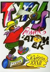 Tytus Romek i A'Tomek księga XXVII Tytus graficiarzem