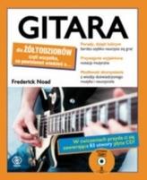 Gitara dla żółtodziobów z płytą CD
