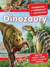 Dinozaury Panoramy z naklejkami