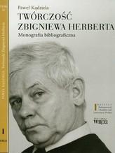 Twórczość Zbigniewa Herberta Tom 1-2