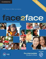 Face2face Pre-intermediate Student´s Book with DVD-ROM