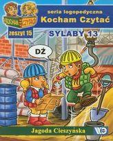 Kocham Czytać Zeszyt 15 Sylaby 13