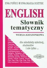 English Słownik tematyczny wersja kieszonkowa