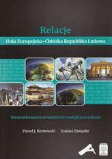 Relacje Unia Europejska-Chińska Republika Ludowa