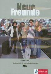 Neue Freunde Film DVD - Język niemiecki dla szkół ponadgimnazjalnych