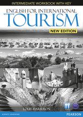 English for International Tourism Intermediate Workbook with key z płytą CD