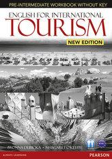 English for International Tourism Pre-Intermediate Workbook without key z płytą CD