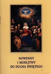 Nowenny i Modlitwy do Ducha Świętego