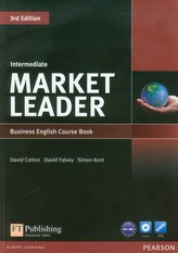 Market Leader Intermediate Business English Course Book + DVD
