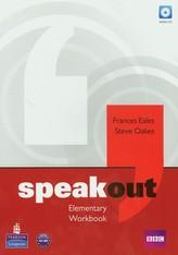 Speakout Elementary Workbook + CD
