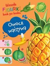 Wesołe figurki- Owoce i Warzywa. Cuda z plasteliny