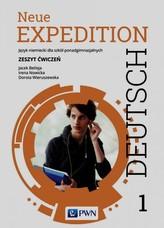 Neue Expedition Deutsch 1 Zeszyt ćwiczeń