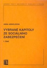 Vybrané kapitoly ze sociálního zabezpečení 1. díl