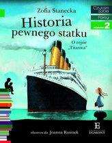 Historia pewnego statku O rejsie 'Titanica'