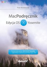 MacPodręcznik Edycja OS X Yosemite