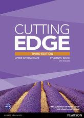 Cutting Edge Upper-Intermediate Student's Book z płytą DVD