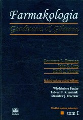 Farmakologia Goodmana & Gilmana Tom 1