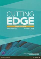 Cutting Edge Pre-Intermediate Student's Book z płytą DVD