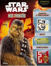 Star Wars Moc przygód Zadania z naklejkami