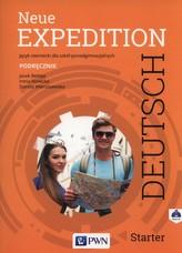 Neue Expedition Deutsch Starter Podręcznik + CD