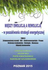 Między ewolucją a rewolucją - w poszukiwaniu strategii energetycznej Tom 2