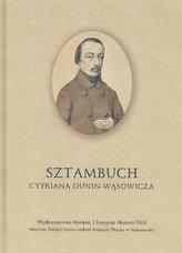 Sztambuch Cypriana Dunin-Wąsowicza