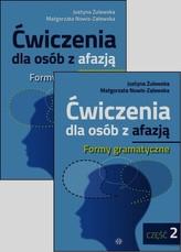 Ćwiczenia dla osób z afazją Formy gramatyczne Część 1-2