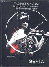 Gerta. Książka z płytą CD