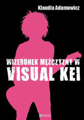 Wizerunek meżczyzny w Visual Kei