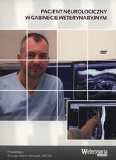 Pacjent neurologiczny w gabinecie weterynaryjnym