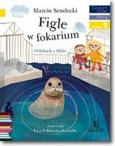 Czytam sobie Figle w fokarium Poziom 1