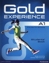 Gold Experience A1 Student's Book + DVD