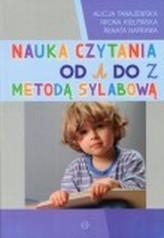 Nauka czytania od A do Z metodą sylabową