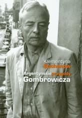 Argentyńskie przygody Gombrowicza