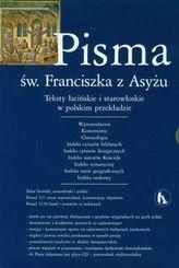 Pisma św Franciszka z Asyżu z płytą CD